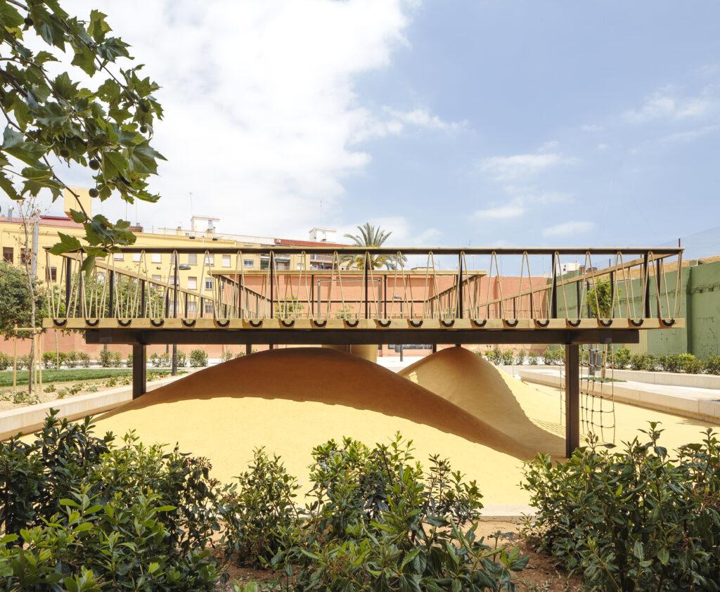 Parque Santa María Mazzarello
