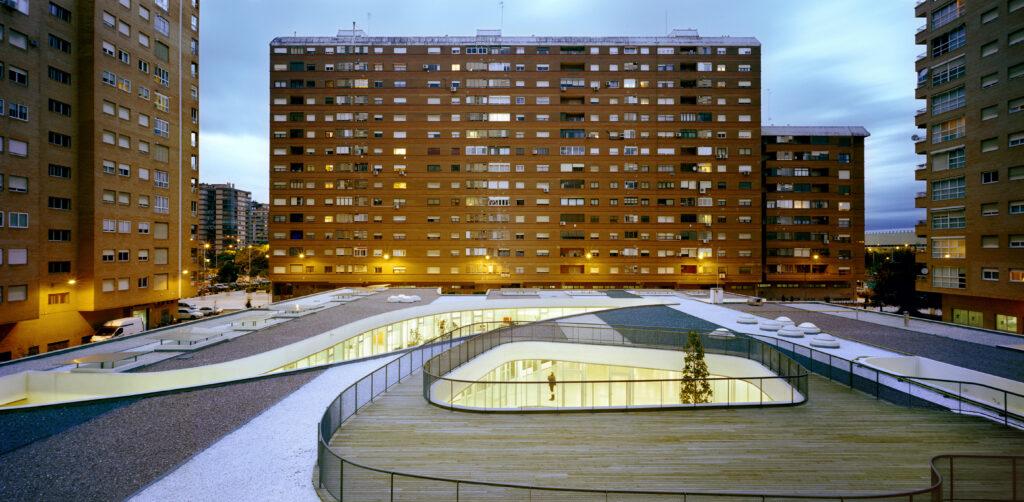 Residencia AVAPACE