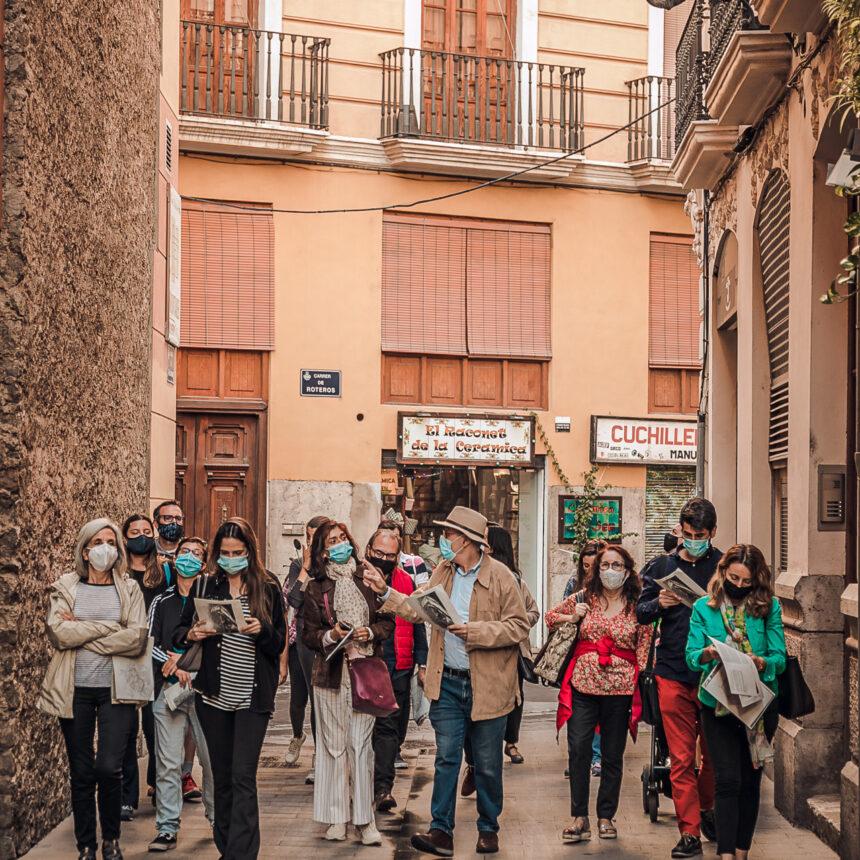 OPEN WALKS.La Muralla Islamicaxpedroecastelo-12