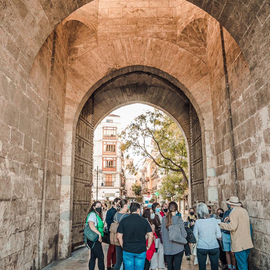OPEN WALKS.La Muralla Islamicaxpedroecastelo-8